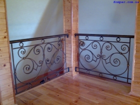Ограждение лестниц в Киеве на заказ фото картинки рисунки