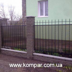 Забор кованый купить