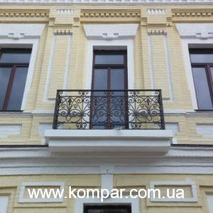 Цена кованые балконы