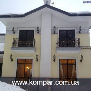 Балконы кованые цена