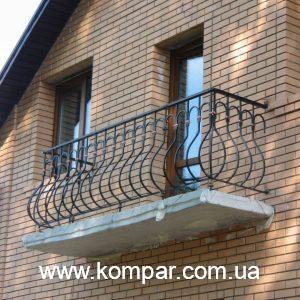 Балкон кованый цена