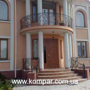 Купить кованые балконы
